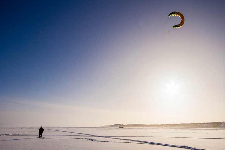 Things to do in Yellowknife in Winter