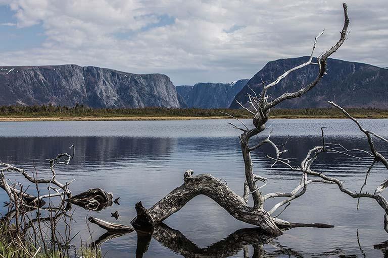 Western Brook Pond Newfoundland