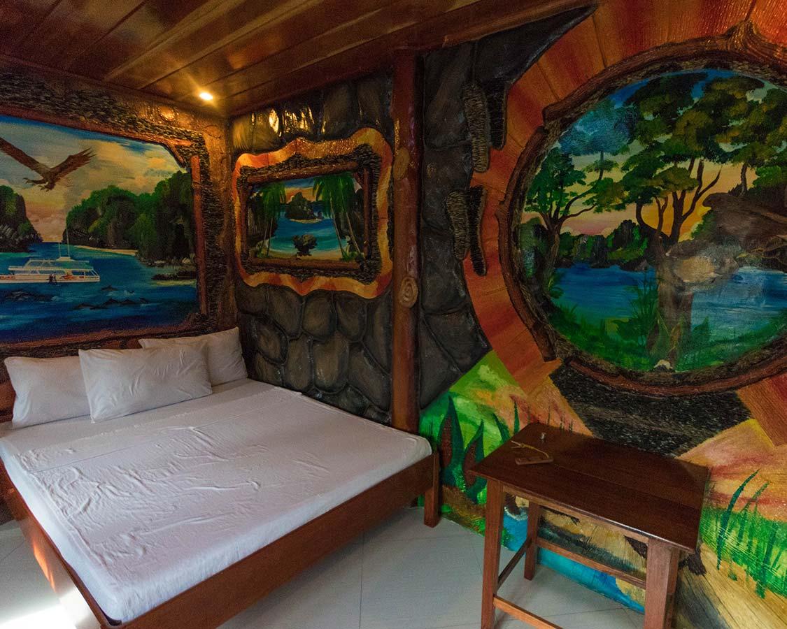 San Vicente with Kids - Ausan Beach Resort San Vicente Palawan