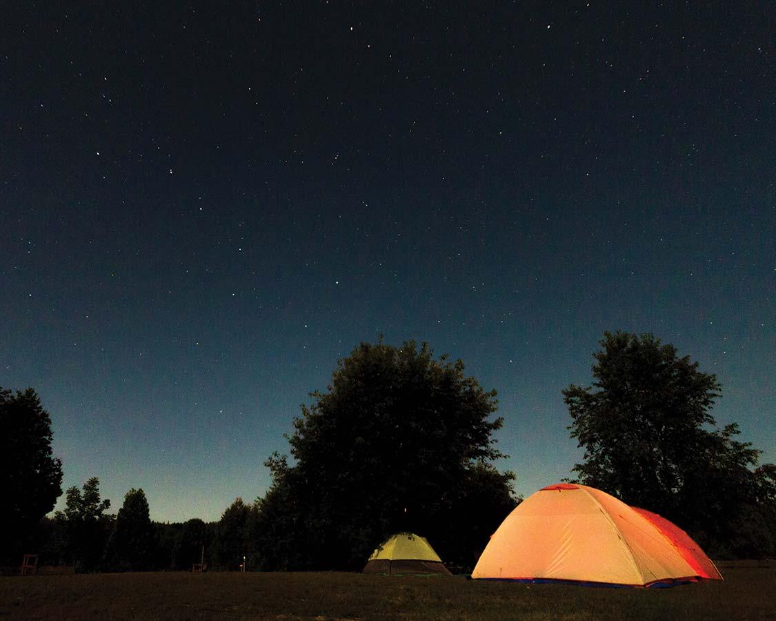 Canadian National Parks Dark Sky Preserves