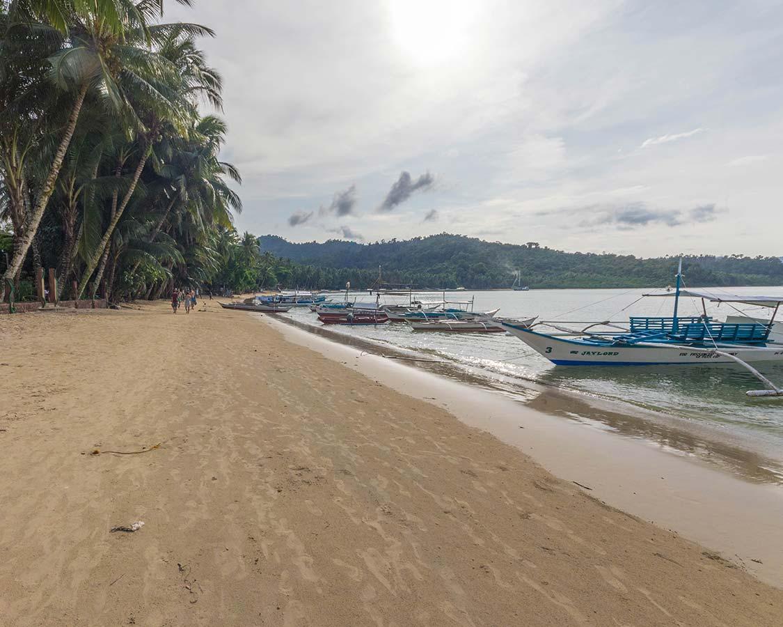 Things to do in San Vicente Palawan Itaytay Beach San Vicente Palawan