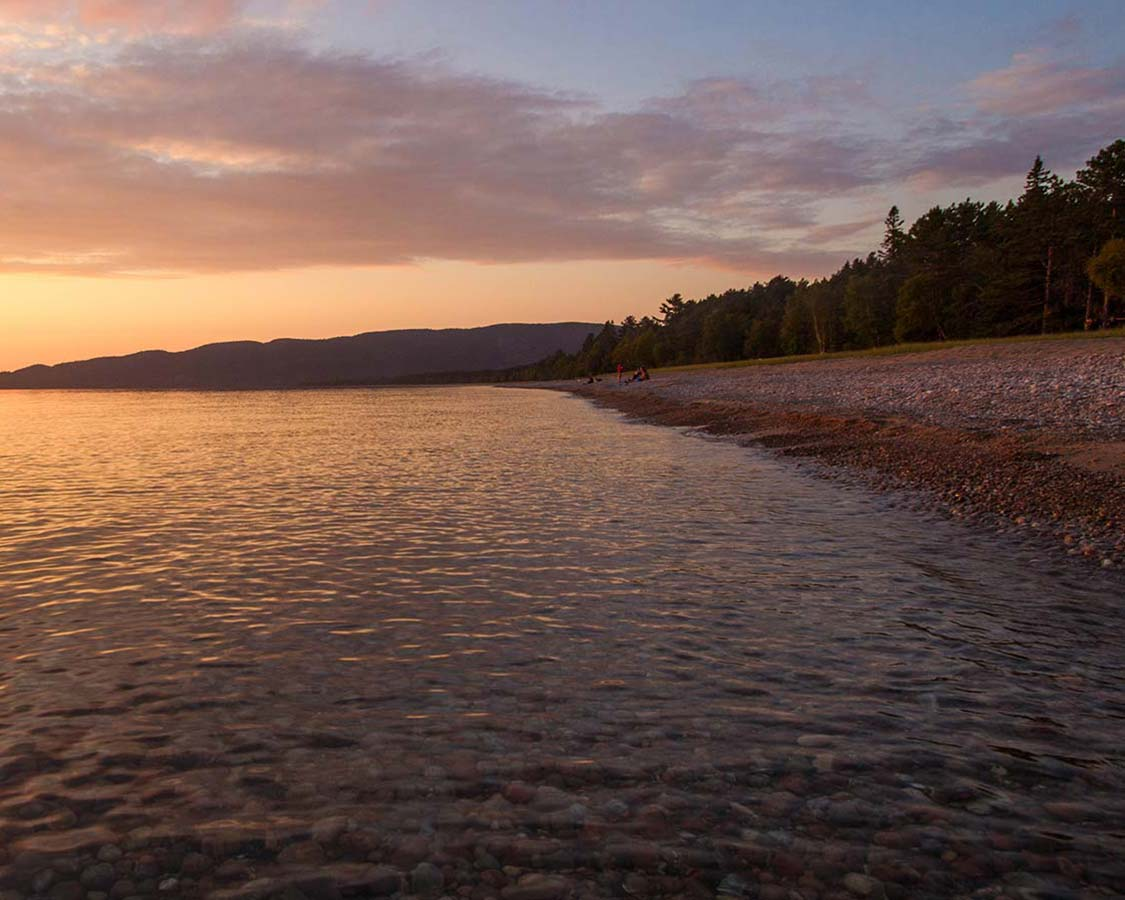 Family Tips for Lake Superior Provincial Park Camping in Ontario