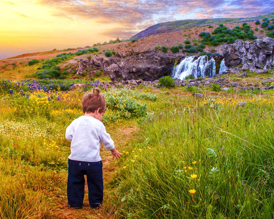 Thinking about visiting Iceland with kids? There are so many things to do in Iceland for kids. Check out the top dventures for families in Iceland