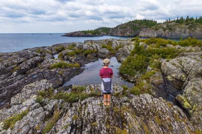 """Often referred to as Ontario's """"Other"""" National Park due to its remote location, Pukaskwa National Park is bursting with stunning landscapes and wildlife."""