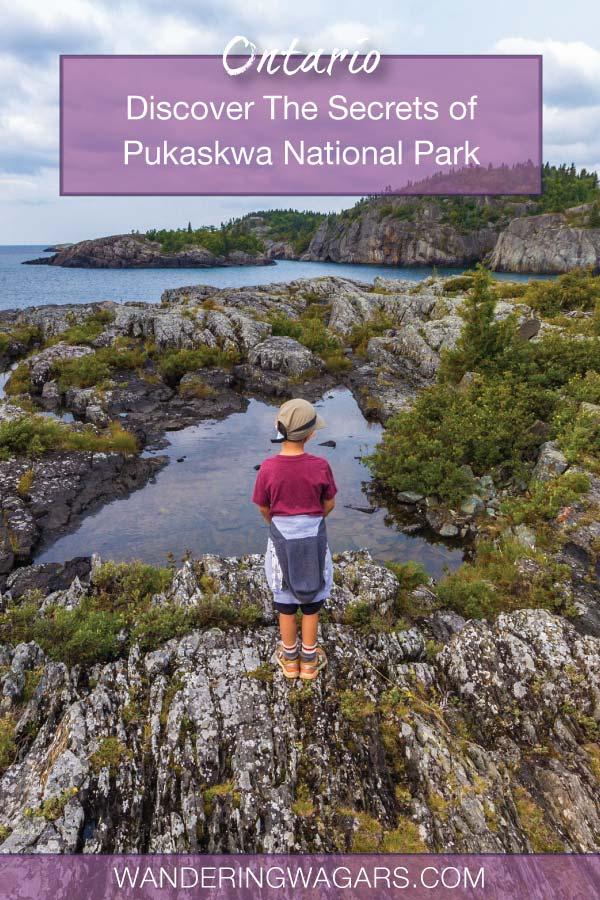 Pukaskwa National Park Pinterest