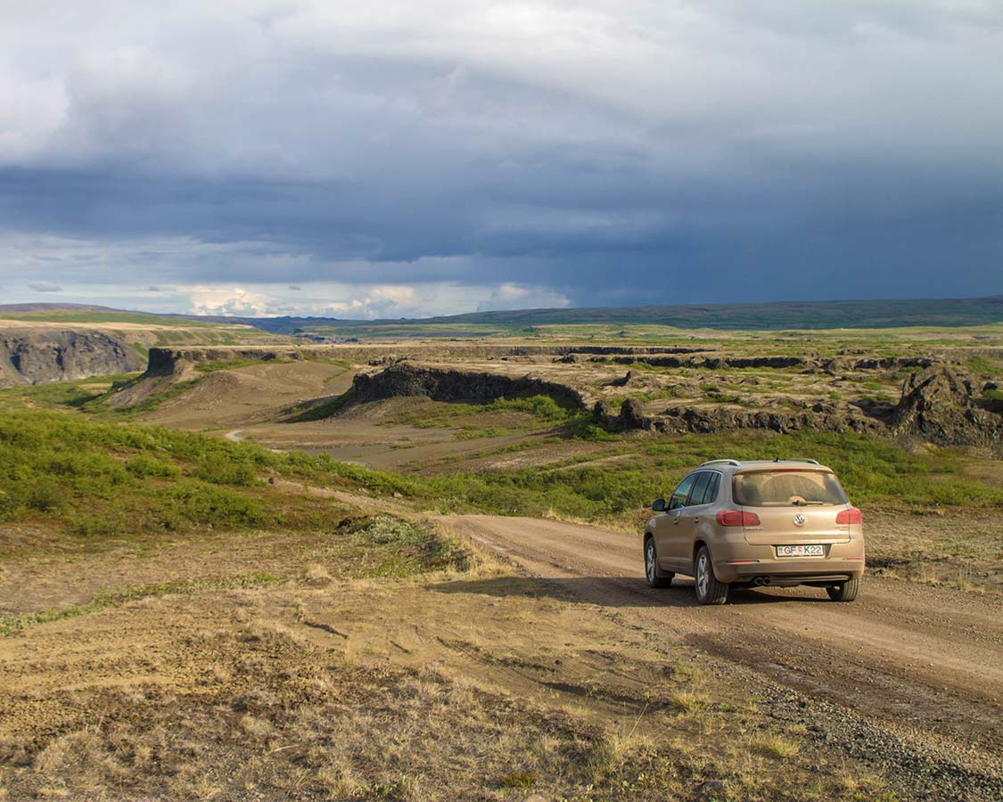 Road Trip in Iceland For Kids