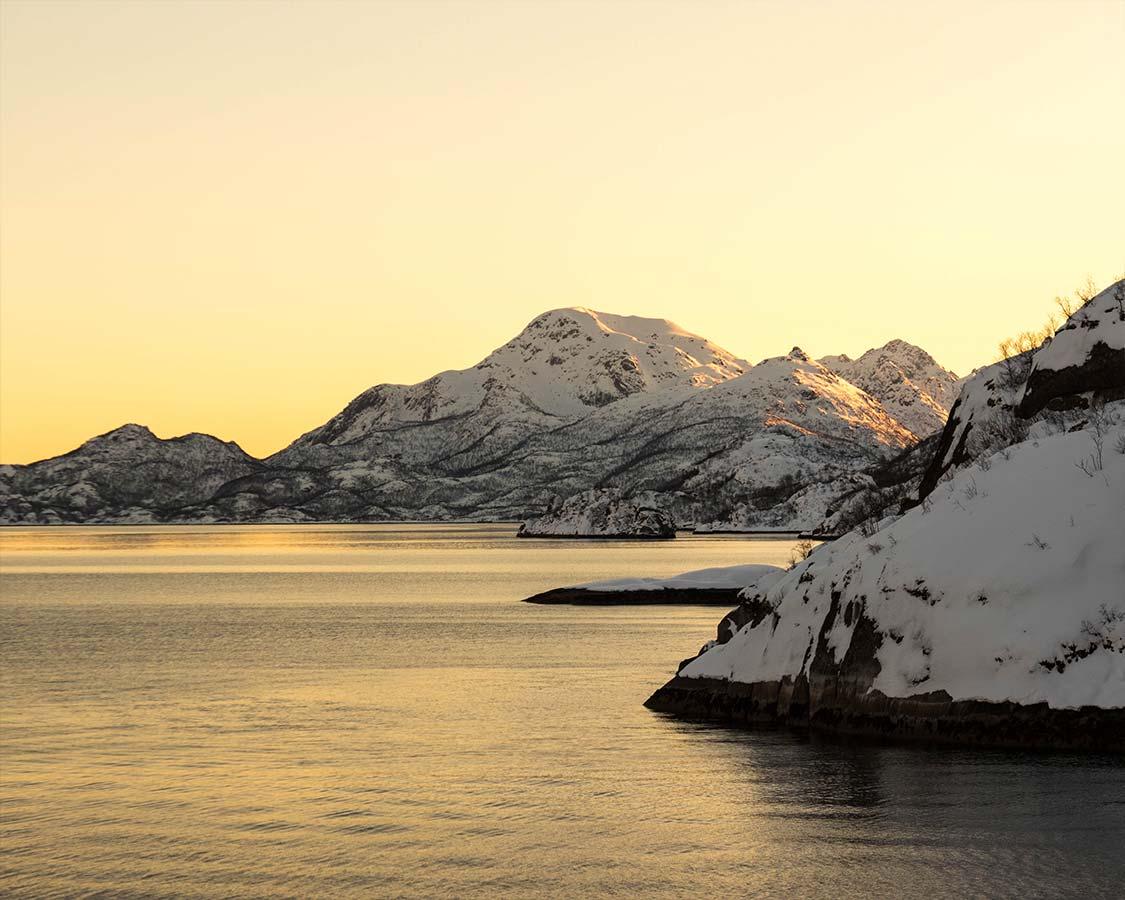 Hurtigruten Excursion Svolvaer Trollfjord