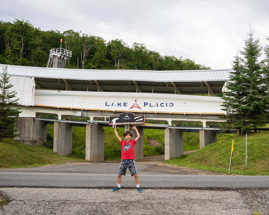 Lake Placid Family Vacation