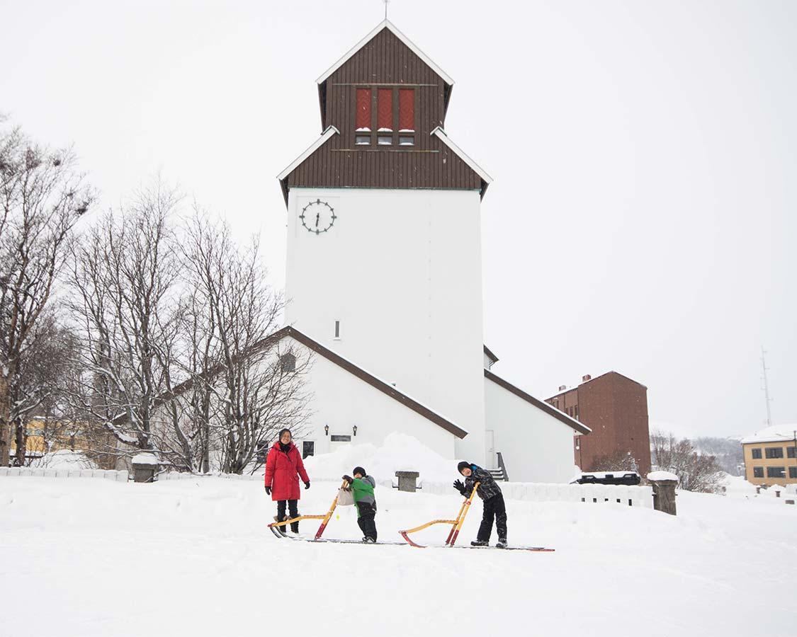 Kirkenes Things To Do Kirkenes Church
