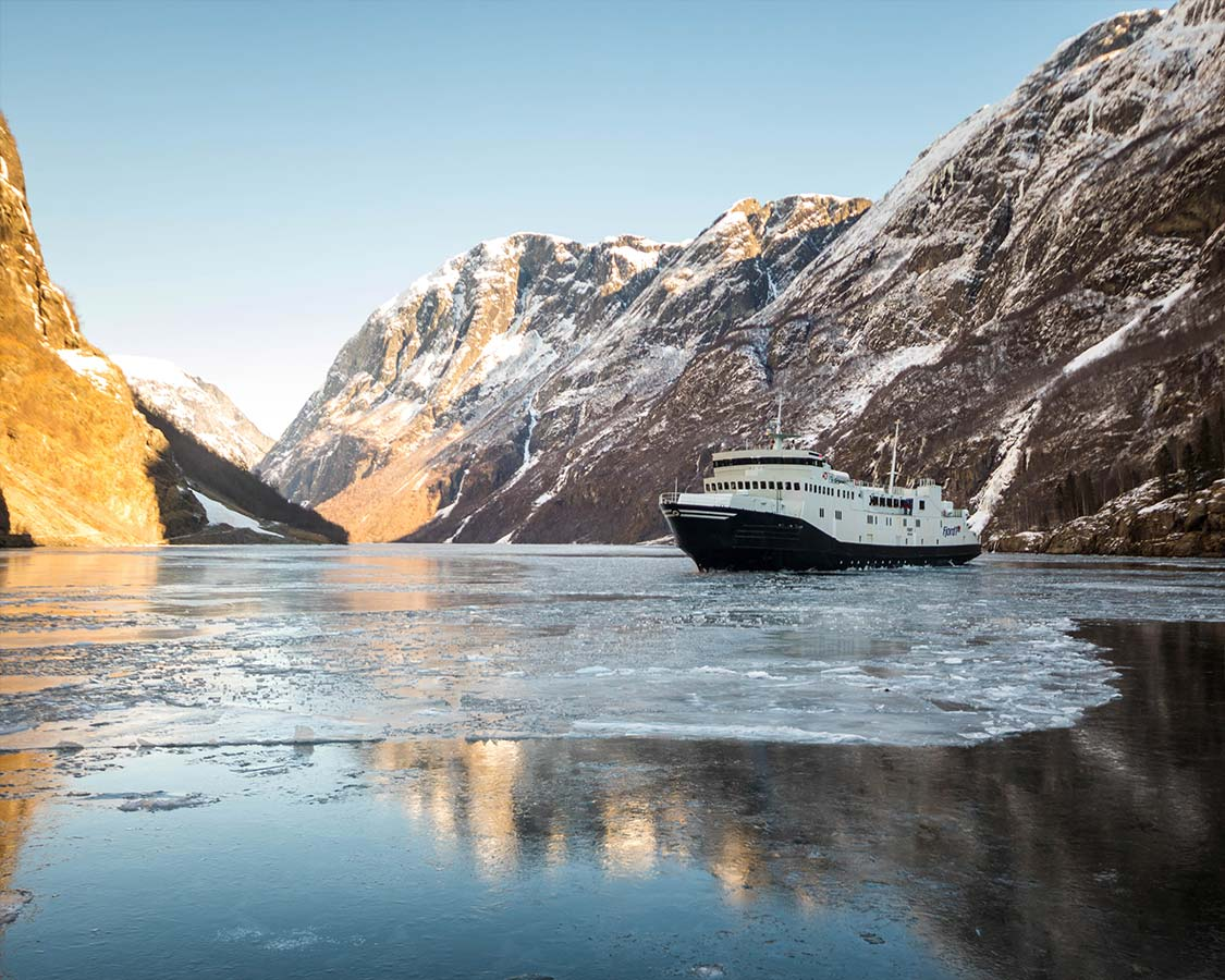 Norway In a Nutshell Classic Boat Norwegian Fjord Cruise