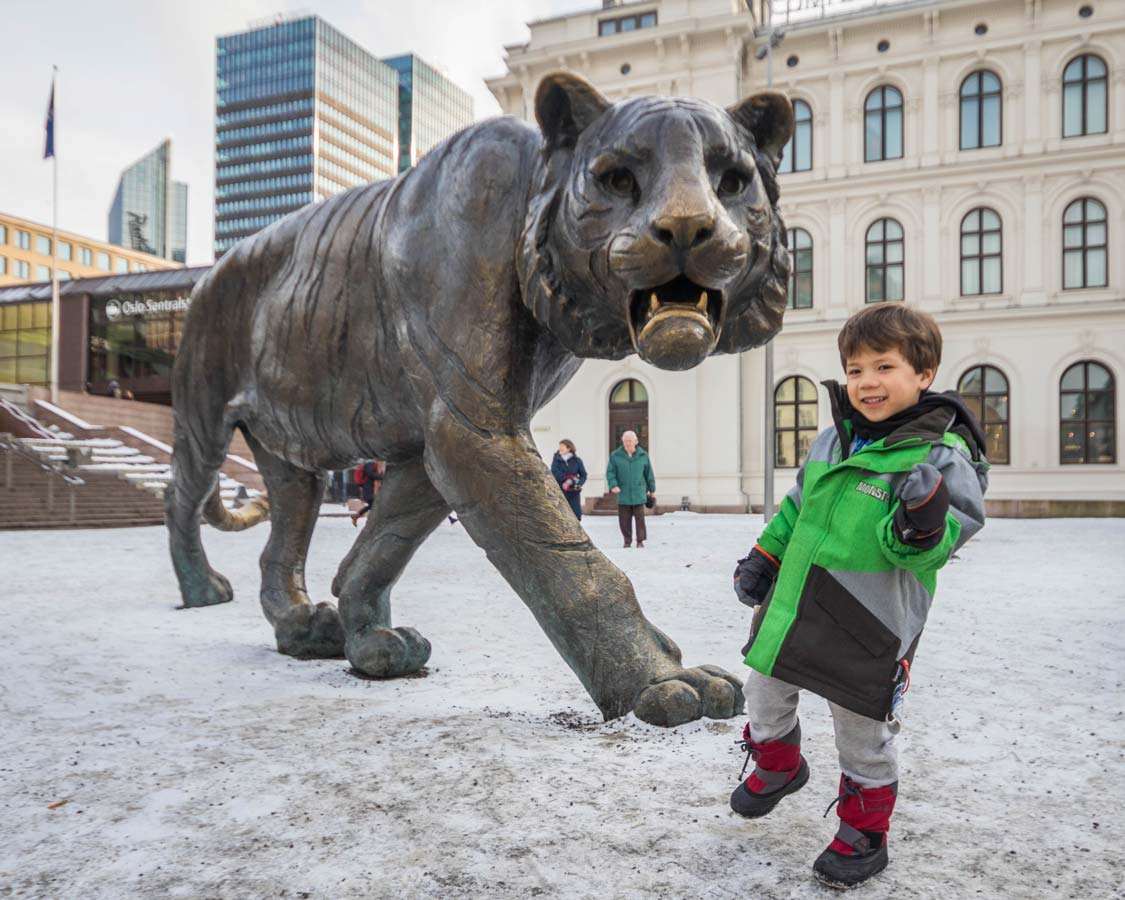 How To Spend One Day In Oslo With Kids