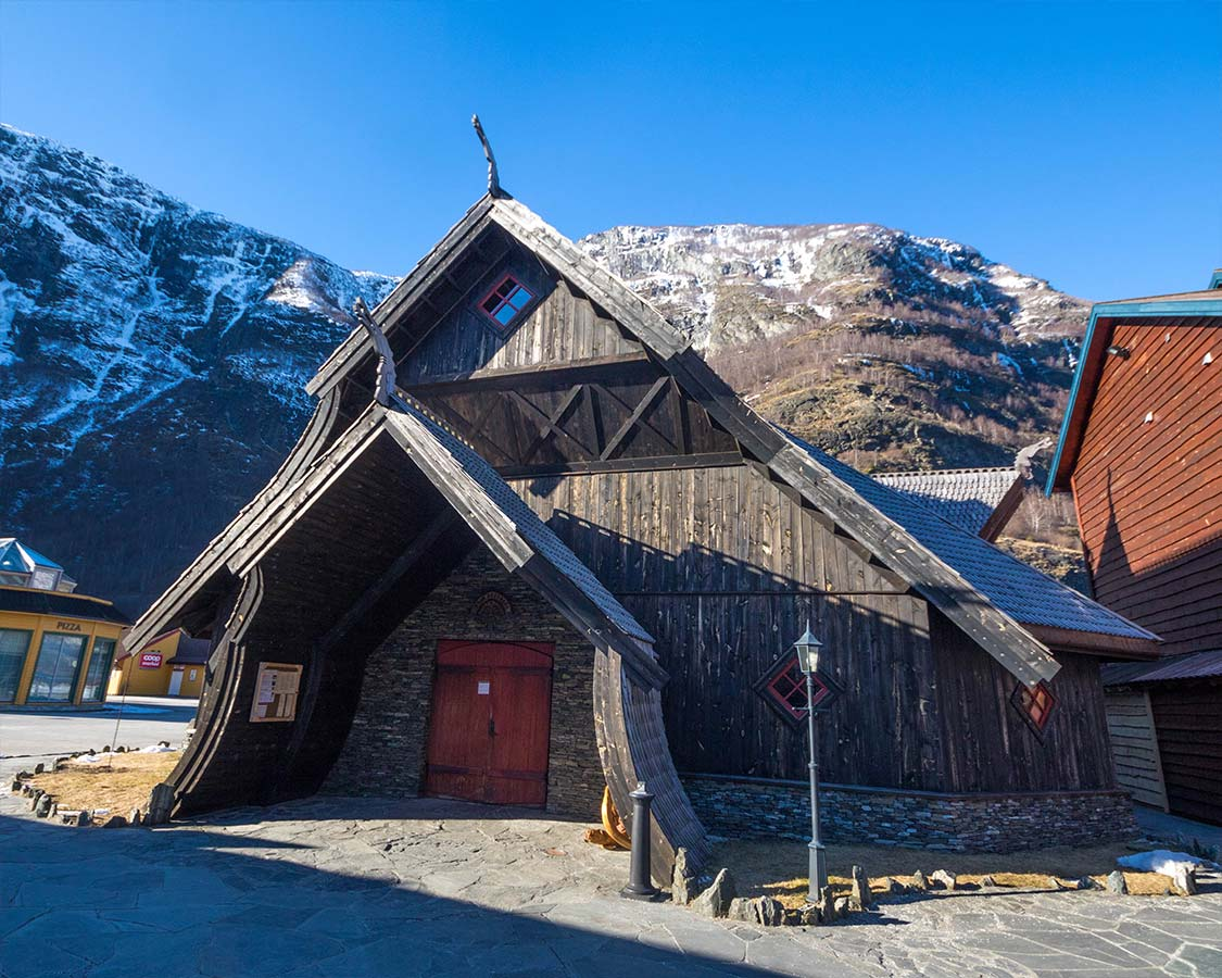 where to eat in Flam Norway Aegir Brewery and Pub