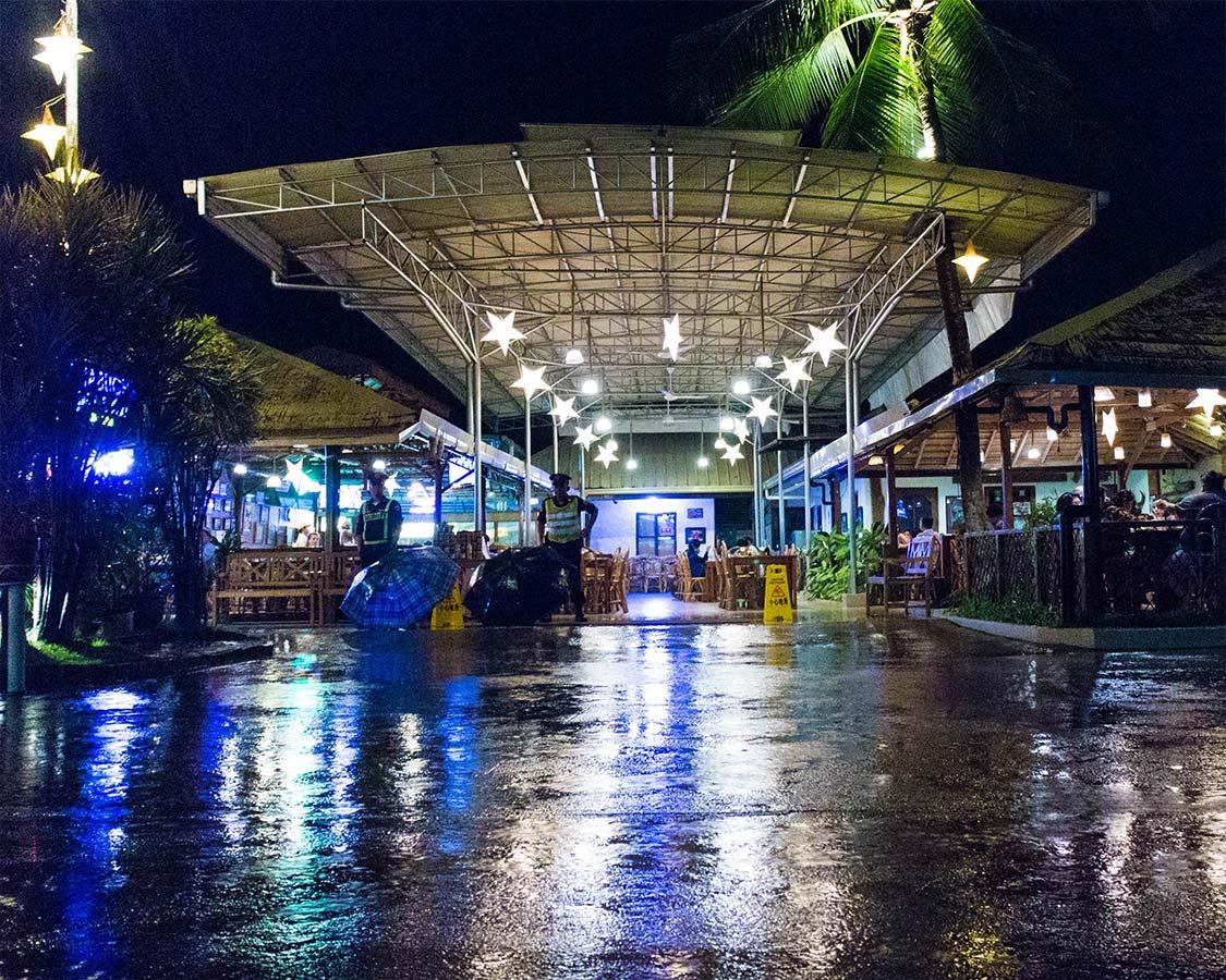 Kinabuchs Restaurant in Puerto Princesa Philippines