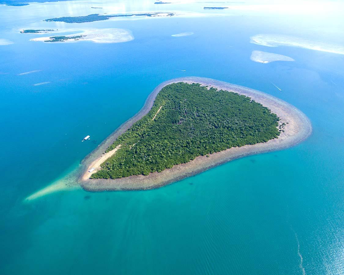Things to do in Puerto Princesa Palawan Honda Bay Island Hopping