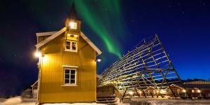 The best places to visit in Norway in winter may surprise you. From northern Lapland to the southern coastal adventures Norway winter travel is amazing!
