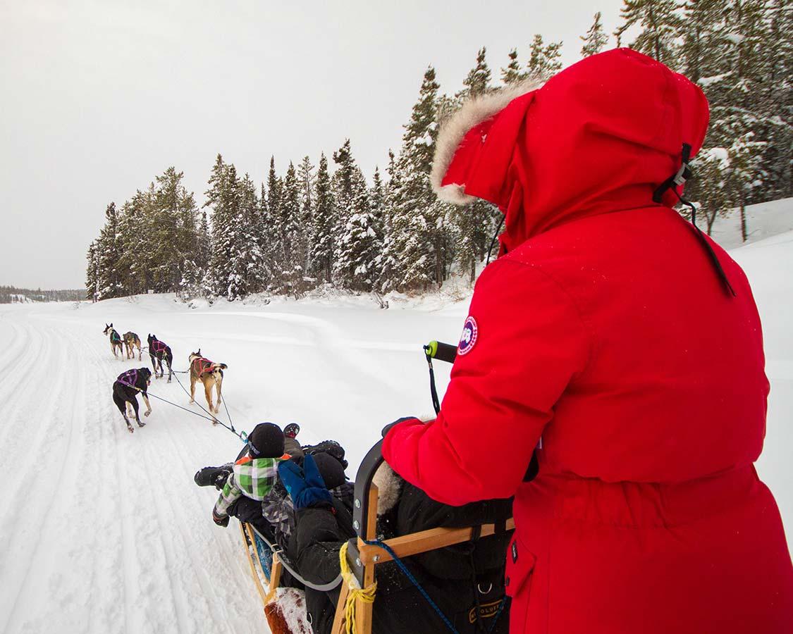 Santa-Claus-Village-Dog-sledding