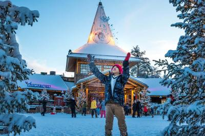 Everything You Need To Know about visiting Santa Claus Village Finland