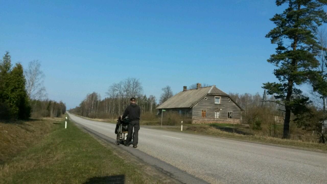 Bildergebnis für Lettland landstraße