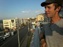 Ausblicke auf die Stadt Cheboksary, sowie einer schönen Zeit nach langer, langer Wanderung...