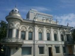 Westeuropäische Architektur fand seit Katherina der Großen auch in Kazan Einzug. So wie hier in der weitläufigen Innenstadt.