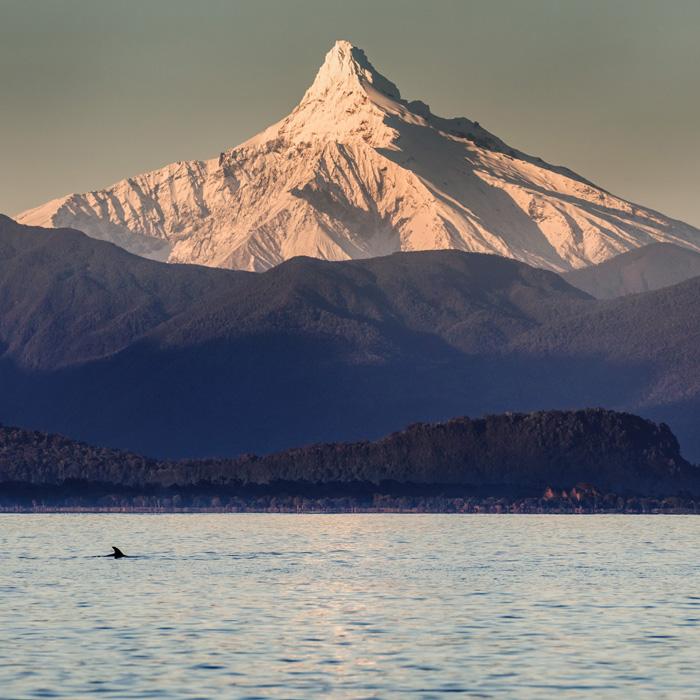 Corcovado Volcano, Chile