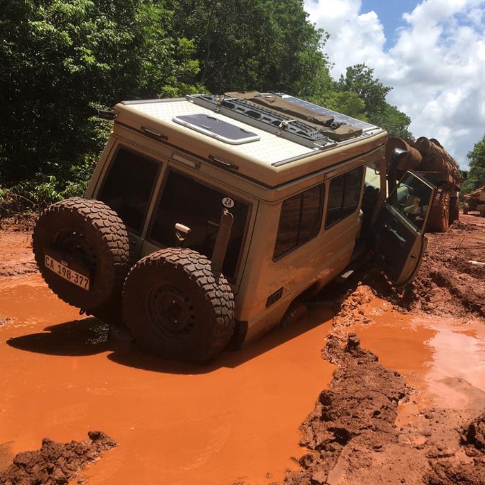 Road to Surama, Guyana