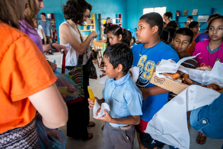 My pledge to Belize – an inspiration