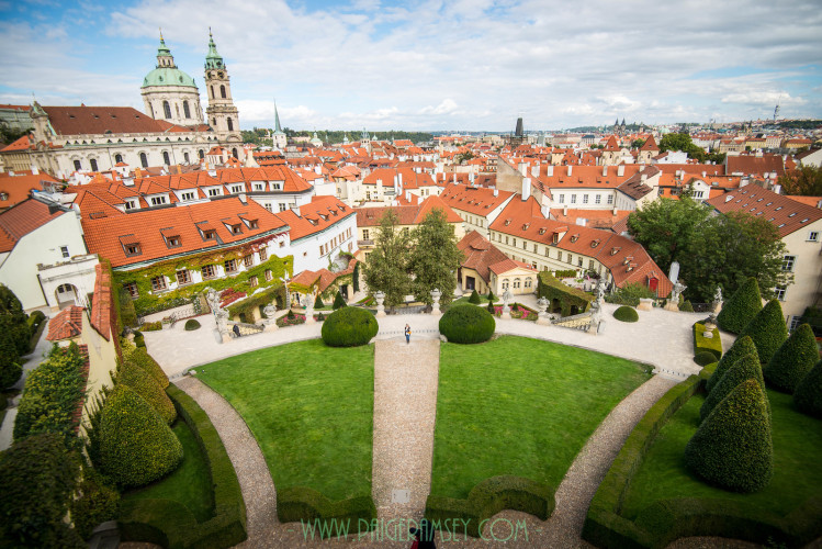 A whirlwind 3 day trip through Prague!