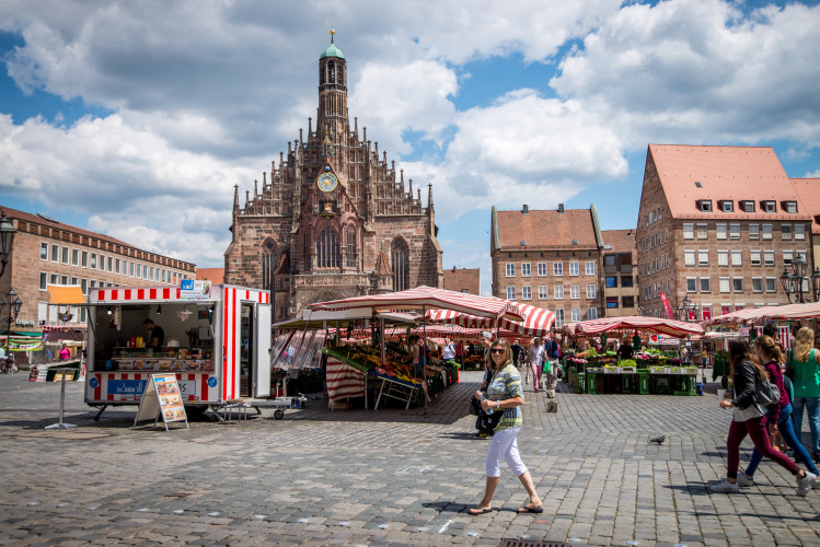 Nuremberg and around Hahnbach – Day 5 and 6 of #15daysthrougheurope