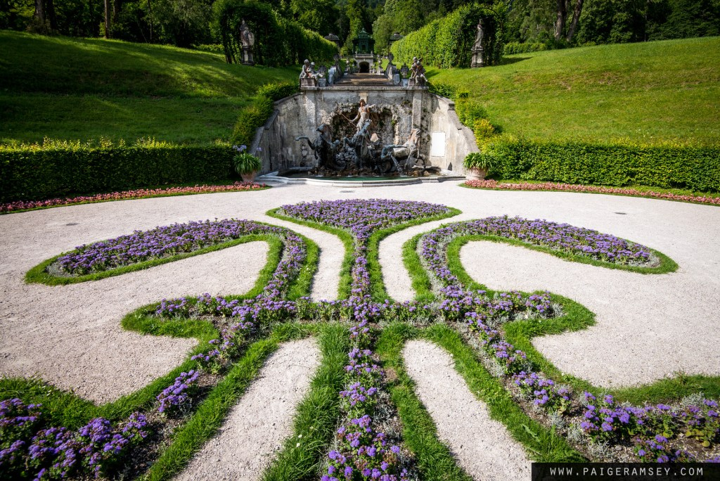 Linderhof Palace Grounds
