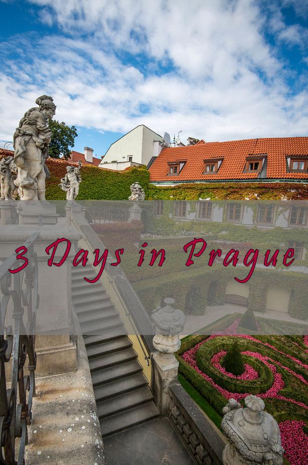 3 Days in Prague