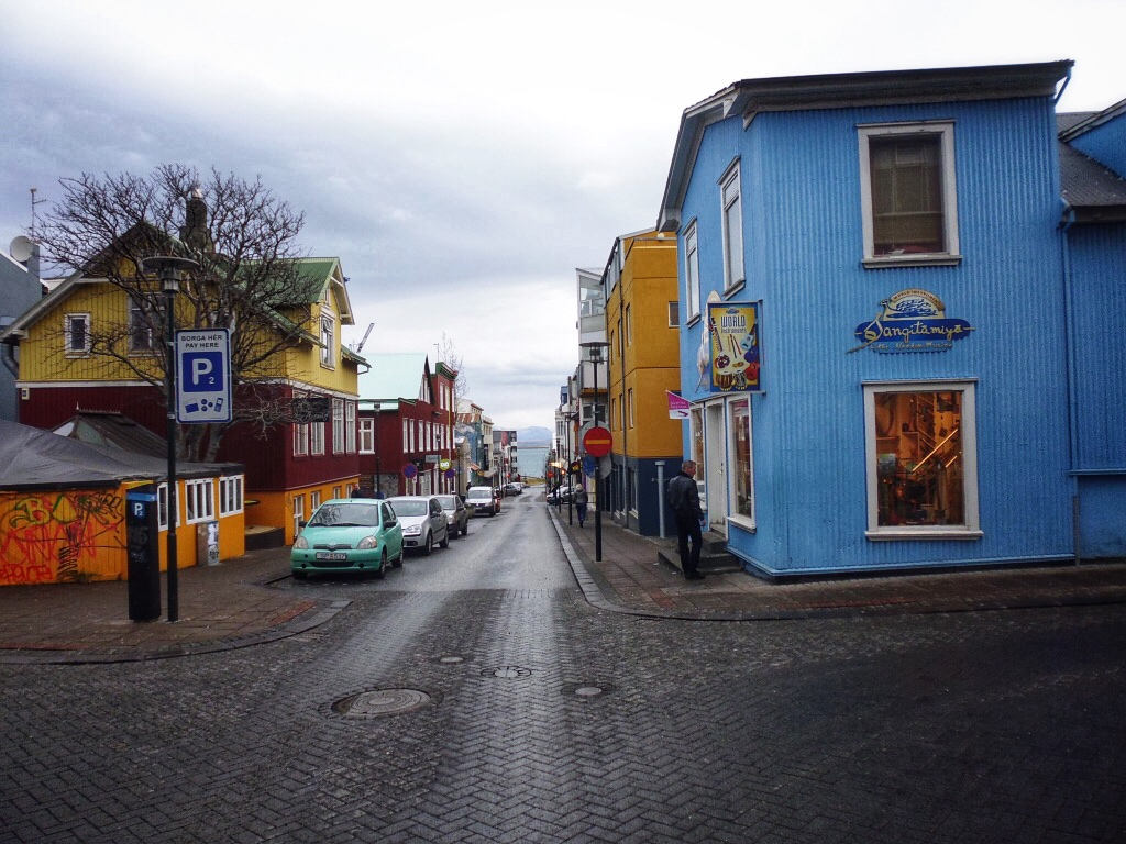 our base for 4 days in Reykjavik