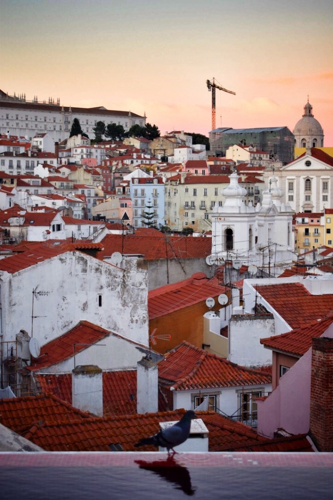 Memmo Alfama one of the best photo spots in Lisbon