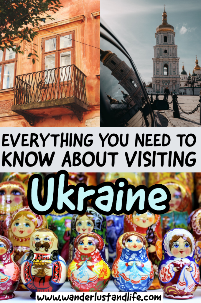 Planning a trip to Ukraine. This 5 day Ukraine itinerary provides you with everything you need to know. From the best things to see and do, to must eat food, and some important tips for visiting the country. We spent 5 days in Ukraine and had so many questions before visiting. Here is everything you need to know. #ukraine #easterneurope #wanderlustandlife