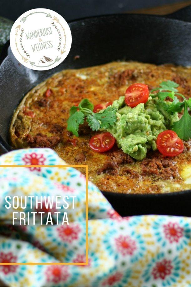 southwest frittata