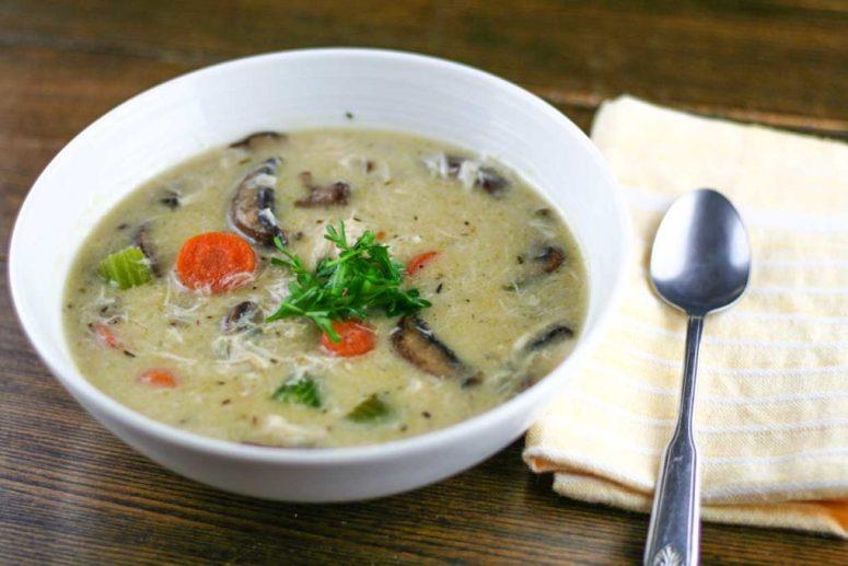 chicken-cream-of-mushroom-soup