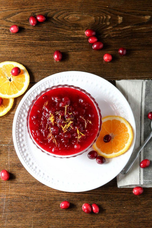 Orange-cranberry-sauce