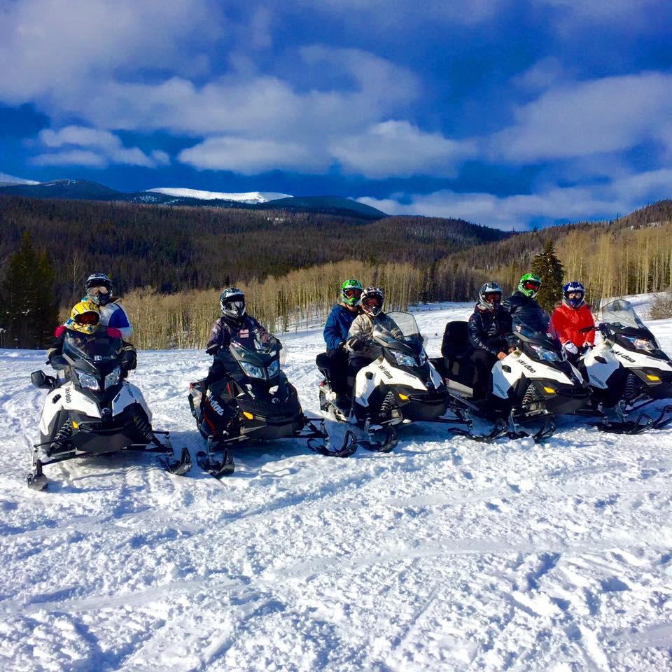 Colorado Snowmobiling 2016