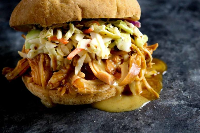 slow-cooker Hawaiian chicken