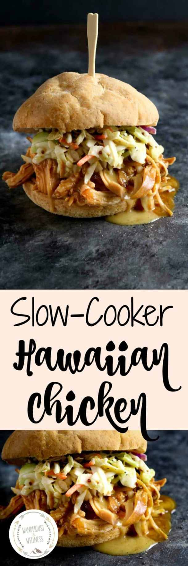 Slow-Cooker Hawaiian Chicken