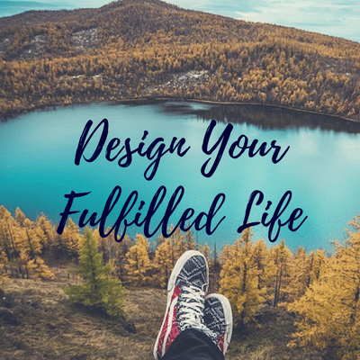 design your fulfilled life course button