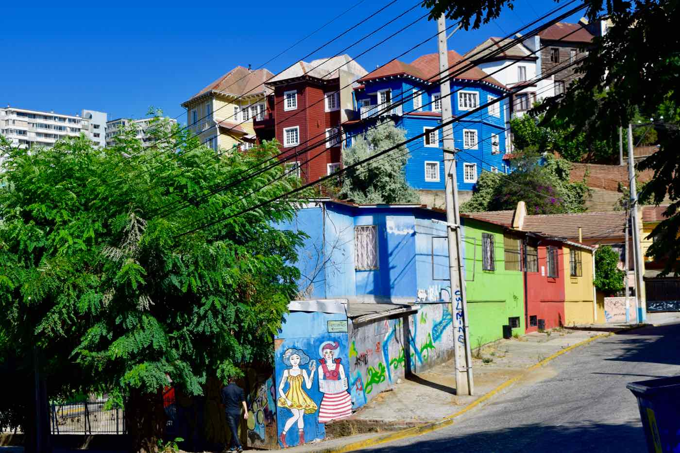 Valparaiso Chile The City Of Incredible Street Art - Chilean beach house ultimate holiday getaway