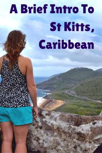Introduction To St Kitts, Caribbean (PIN)