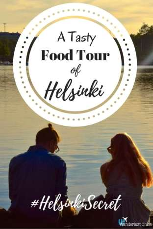 Helsinki Food Tour (PIN)