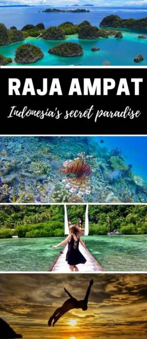 Raja Ampat A Guide to Indonesia's Secret Paradise