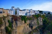 Stunning views in Ronda, Spain