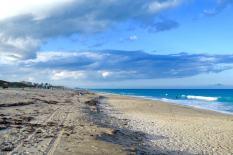 Stuart Beach, Martin County, Florida