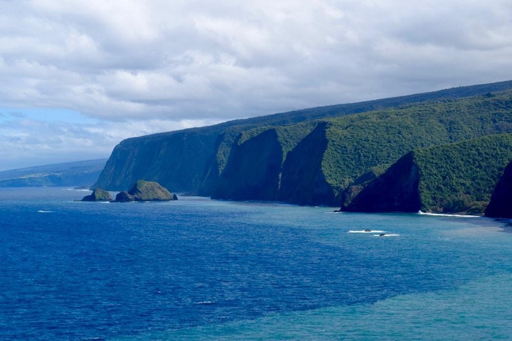 Stunning views on the Big Island, Hawaii