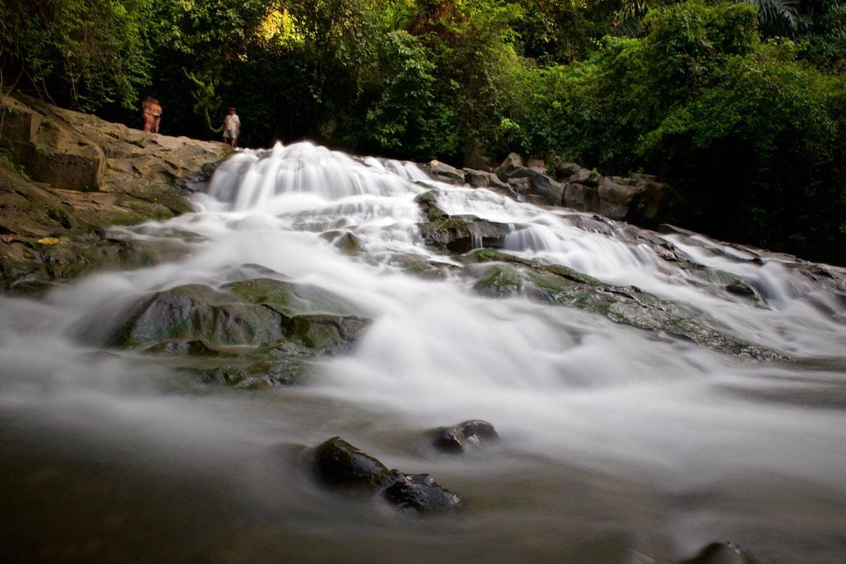 Goa Rang Reng Waterfall, near Ubud, Bali (Photo: Macca Sherifi)