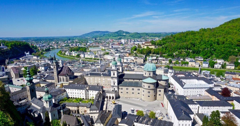 Salzburg Views